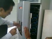 Seting Kode ATM di BRI unit Pejuang Bekasi Utara