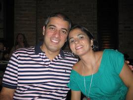 Pastores Ricardo e Roberta Leão