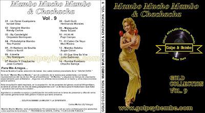 Mambo Mucho Mambo & Cha Cha CHa Vol 9