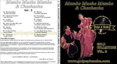 Mambo Mucho Mambo & Cha Cha Cha Vol 5