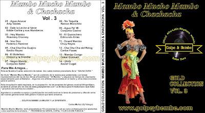 Mambo Mucho Mambo & Cha Cha Cha Vol 3