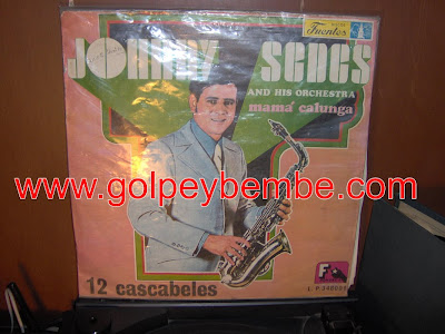 Johnny Sedes - Mama Calunga