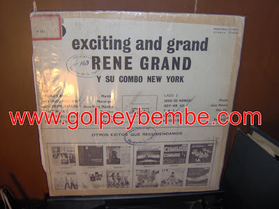 Rene Grand - Exciting & Grand back