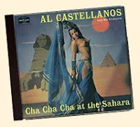 Al Castellanos Cha Cha Cha at the Sahara