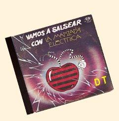 La Manzana Eléctrica - Vamos a Salsear