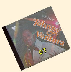 Johnny Ventura - Las Tapas