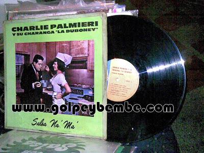 Charlie Palmieri y Su Charanga la
