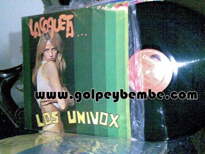 Los Univox - La Coqueta