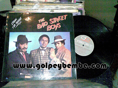 The Bad Street Boys - Looking For Trouble