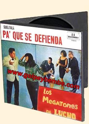 Los Megatones de Lucho - Sueltala Pa Que se Defienda