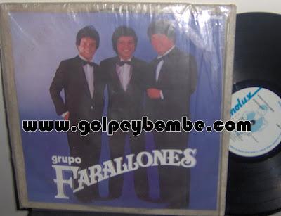 Grupo Farallones - Cantaré