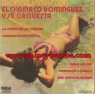 Chamaco Dominguez - Tropicalisimas