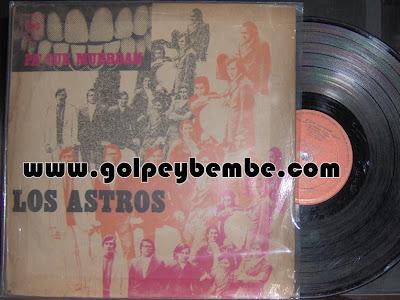 Los Astros - Pa Que Muerdan