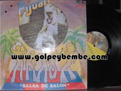 Pijuan y Su Sexteto - Salsa De Salon