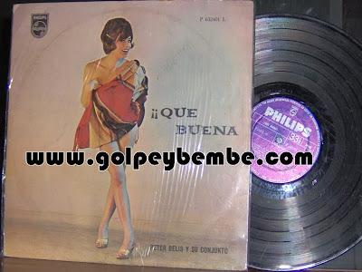 Peter Delis - Que Buena