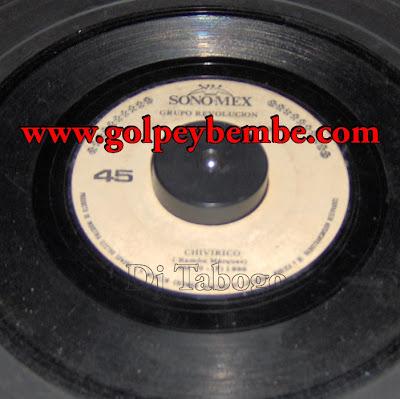 Grupo Revolucion ( 45 Rpm Sonomex )