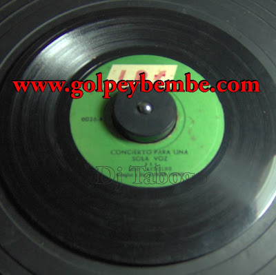 Los Afroins & Alfredo Linares ( 45 Rpm  INS)