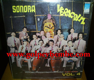 Sonora Veracruz - Vol 4