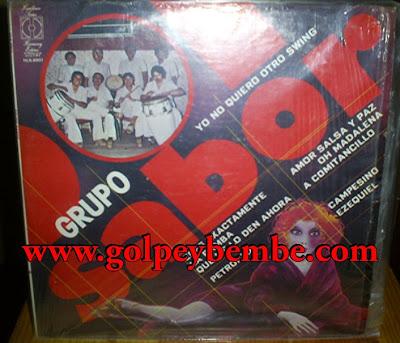 Grupo Sabor - Yo No quiero Otro Swing