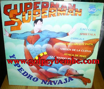 La Salsa De Pluma - Superman y Pedro Navaja