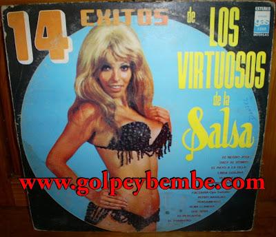 Los Virtuosos de La Salsa - 14 Exitos