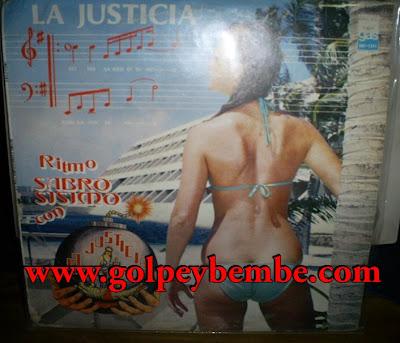 La Justicia - Ritmo Sabrosisimo