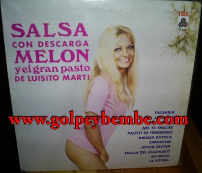Melon y Luisito Marti - Salsa Con Descarga