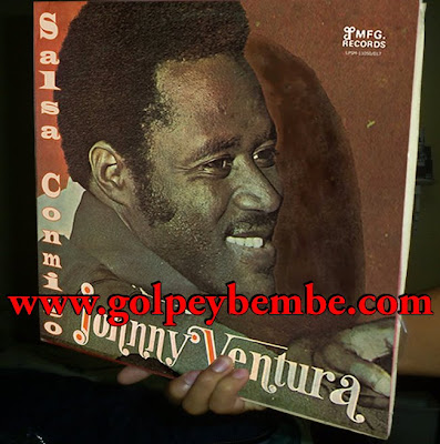 Johnny Ventura - Salsa Conmigo