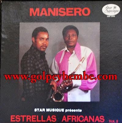 Estrellas Africanas Vol 2 - Manisero