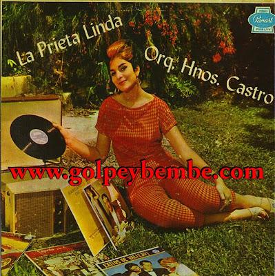 Hermanos Castro - La Prieta Linda