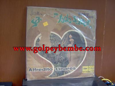 Alfredo Linares - Salsa con Todo Sabor