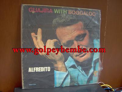 Alfredito Lewi - Guajira Whit Boogaloo