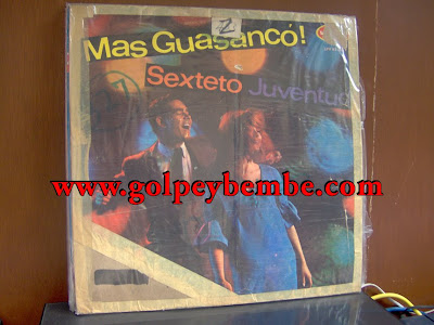Sexteto Juventud - Mas Guasanco