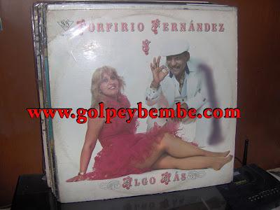 Porfirio Fernandez - Y Algo Mas