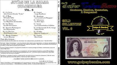 Joyas de la Salsa Colombiana Vol 6