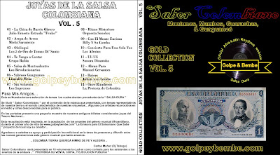 Joyas de la Salsa Colombiana Vol 5