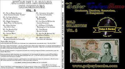 Joyas de la Salsa Colombiana Vol 8