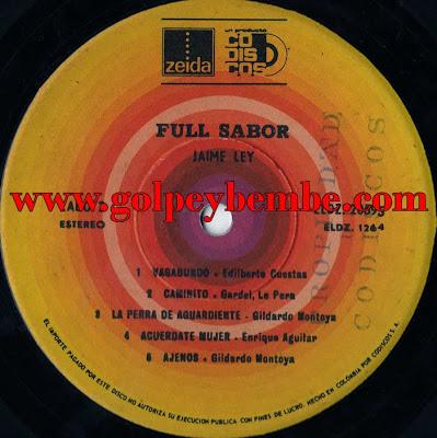 Jaime Ley - Full Sabor B