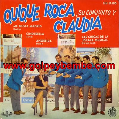 Quique Rocca y su Conjunto Front