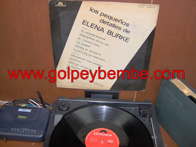 Elena Burke - Pequeños Detalles back
