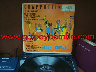 Felix Chapottin - Sabor Tropical