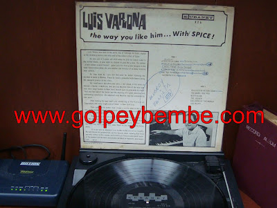 Luis Varona - The Way You Like Him Whit Spice Back