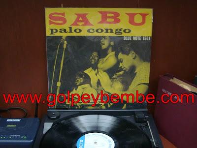 Sabu Martinez y Arsenio Rodriguez - Palo Congo