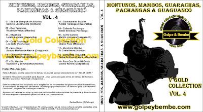 Guaguanco Montuno y Mambo Vol 4