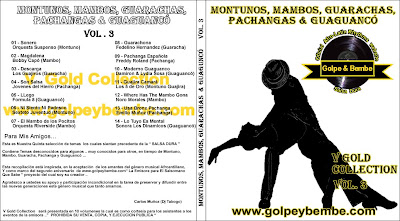 Guaguanco Montuno y Mambo Vol 3