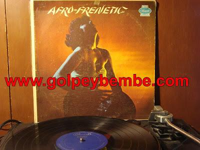 Alberto Zayas - Afro-frenetic