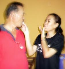 My Dad n Tompok