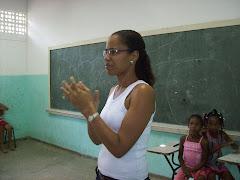 Profª Simone em