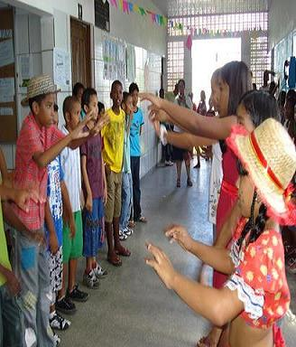 É Festa e Alegria! São João 2009!