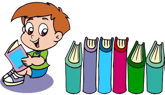 Faça do livro seu amigo...